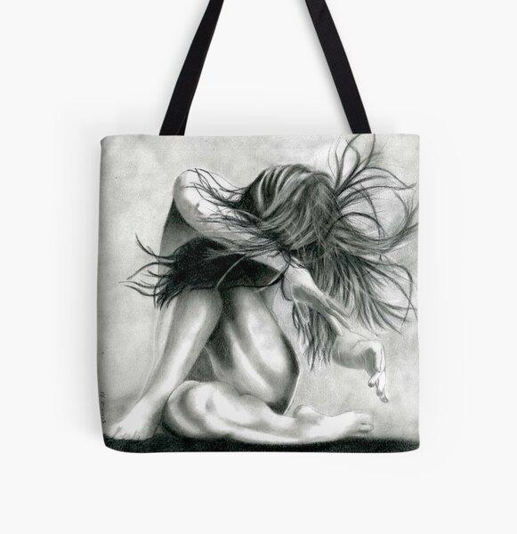 Dinamic All Over Print Tote Bag