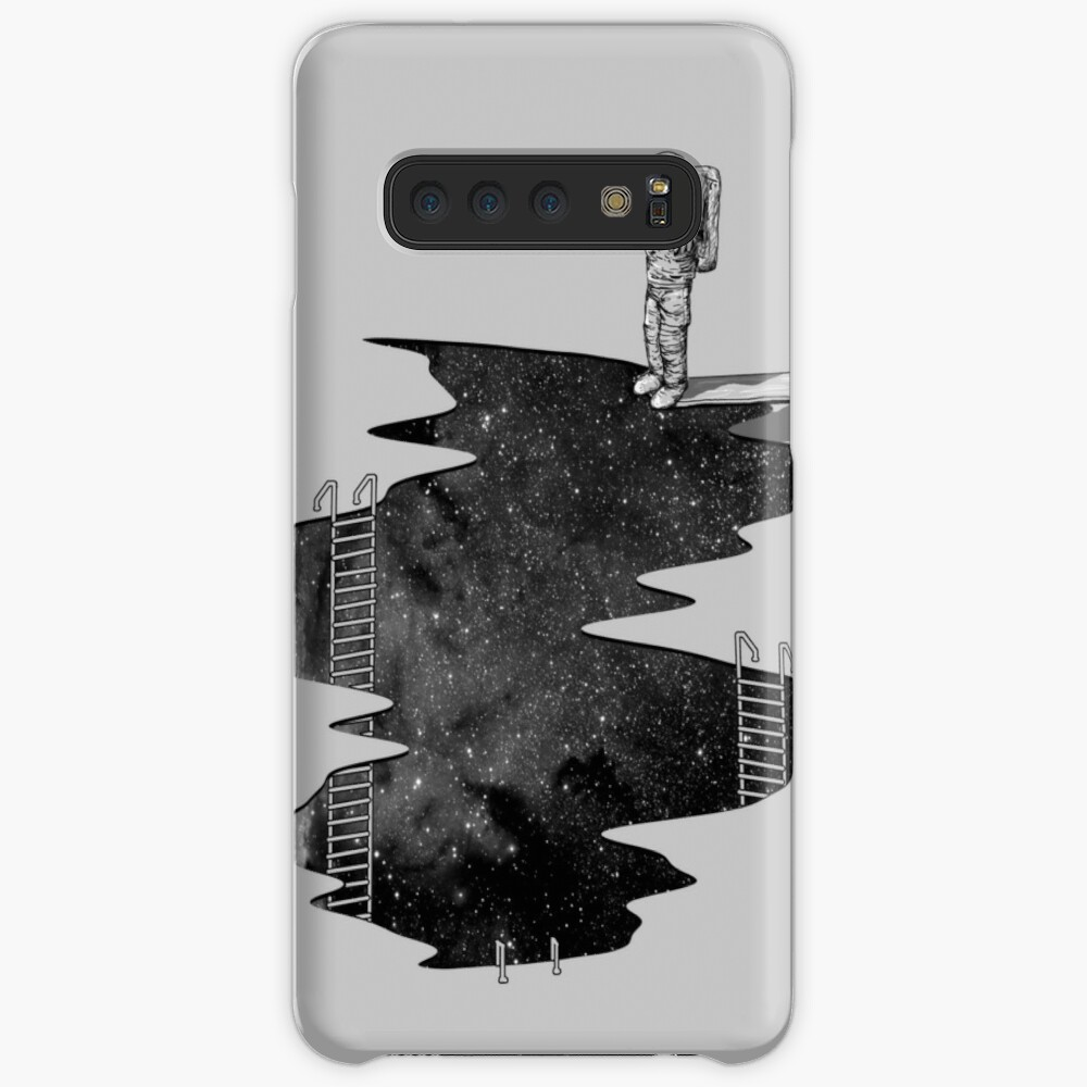 Space Diving Case & Skin for Samsung Galaxy