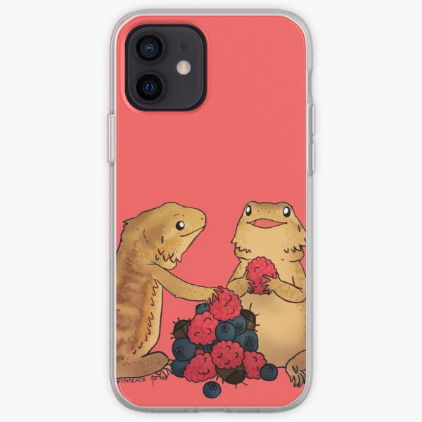 Beardies: Lucy and Lizzy iPhone Soft Case
