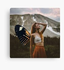 Mountain Fairy Canvas Print