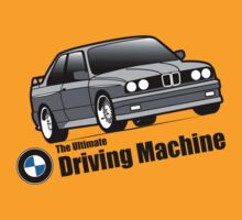 TShirtGifter Presents: BMW E30 M3