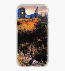 Fall On the Tatoosh Mt. Range iPhone Case