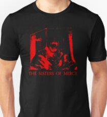 Camiseta unisex Las hermanas de la misericordia - The Worlds End - Cuerpo eléctrico - Adrenocromo
