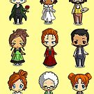 great comet chibi by annalisareyanne