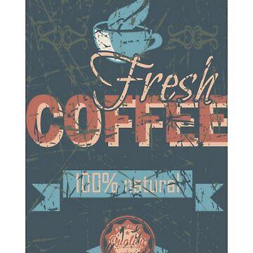 fresh coffee natural  by amonmalik1994