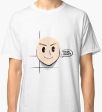 Mirio Togata - Trash, Right? Classic T-Shirt