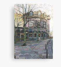 The Crown Hotel, Harrogate, North Yorkshire Canvas Print