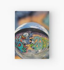 Graffiti Ball 1 Hardcover Journal
