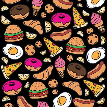 Foodie by plushism