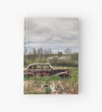 The Old Pontiac III Hardcover Journal
