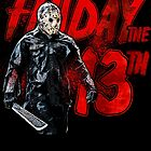 friday the 13th by American  Artist
