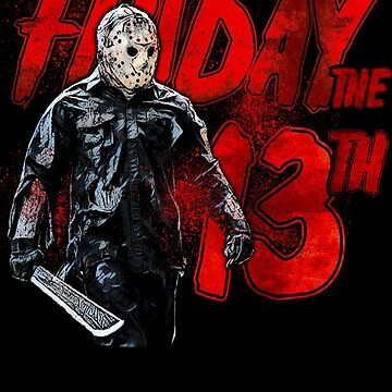 friday the 13th by JTK667