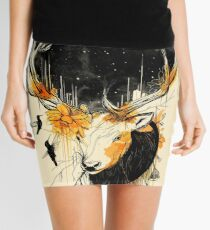 Once Upon a Time Mini Skirt