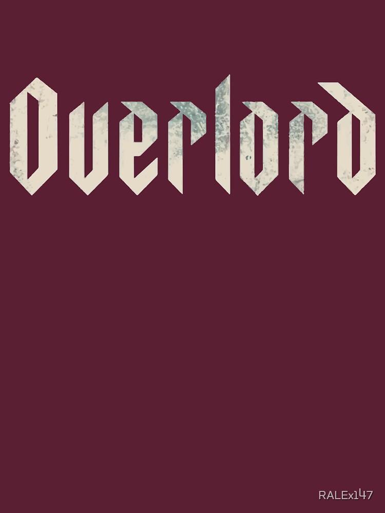 Película Overlord de RALEx147