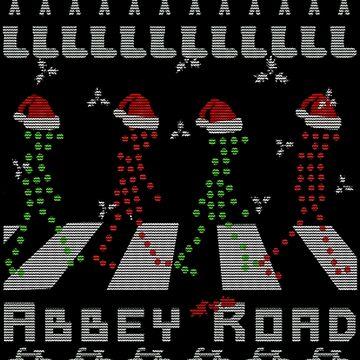 Abbey Road by NovaPaint