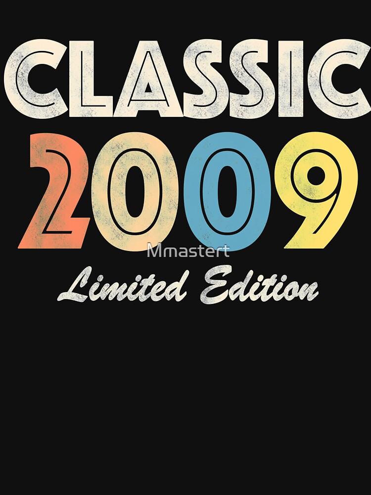 2009 Birthday Vintage Retro by Mmastert