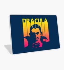 Retro 1980s Dracula Laptop Skin