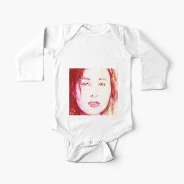 Tori Long Sleeve Baby One-Piece