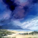Storm Brewing 1 by Graham Clark