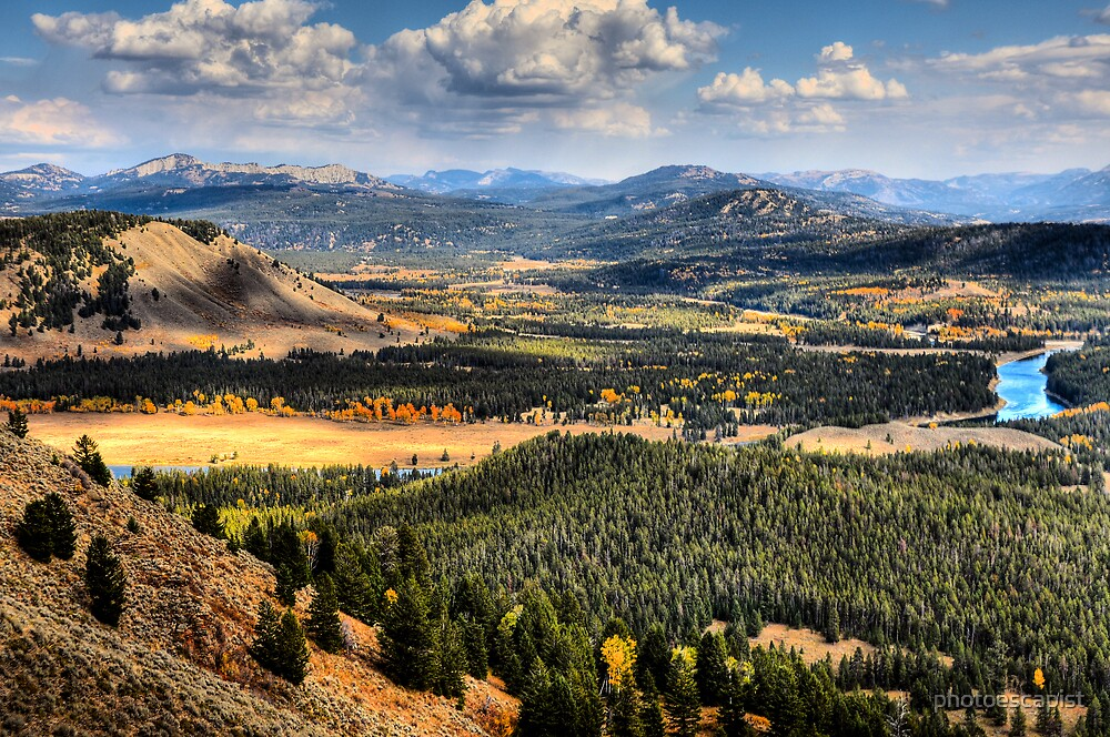 Mountian View  by photoescapist