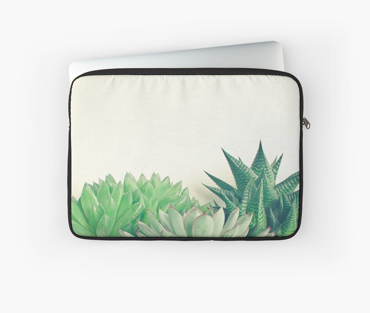 Succulent Forest by Cassia Beck