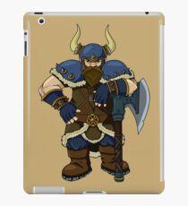 Dwarf iPad Case/Skin