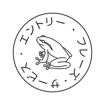 Frosch-Gesellschaft von florentbodart