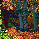 Beautiful Autumn by Manter Bolen