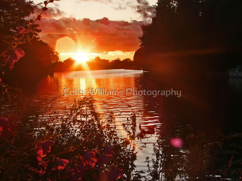 The End of the Day by Colin  Williams Photography