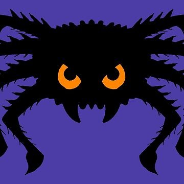 Halloween Spider by Hackers