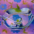 The Silver Bowl by Marita McVeigh