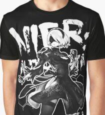 YORHA 2B Graphic T-Shirt