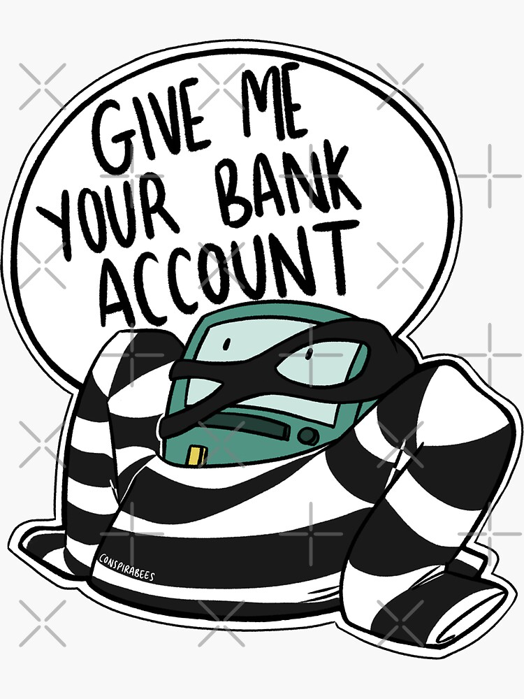 Bank Robber BMO by conspirabees