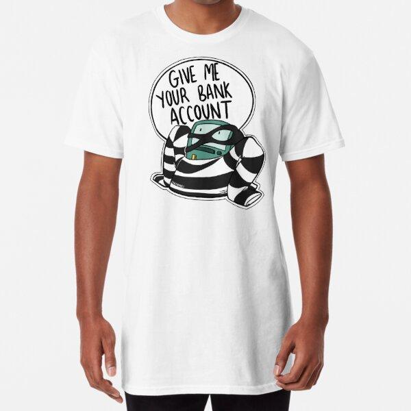 Bank Robber BMO Long T-Shirt