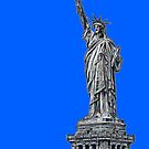 Statue of Liberty by philosophizer