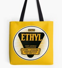 Ethyl Antique Sign Tote Bag