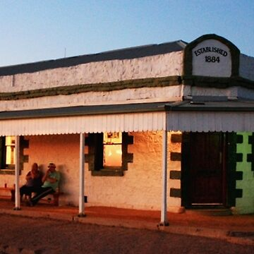 Birdsville Hotel, Queensland by timoss