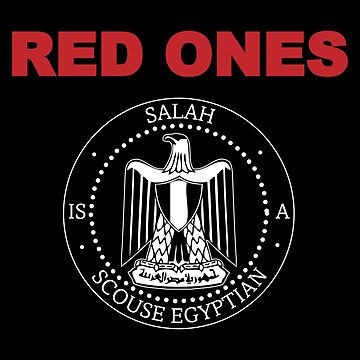 RED ONES - SALAH IS A SCOUSE EGYPTIAN by EvilGravy