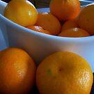 Oranges by debbiedoda