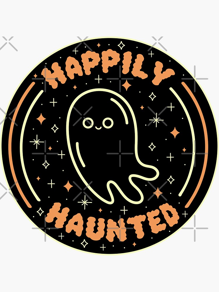 Happily Haunted by doodlebymeg