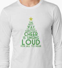 Spread Christmas Cheer Long Sleeve T-Shirt