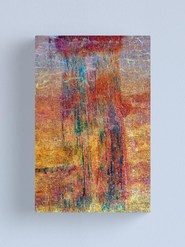 Alternate view of Desert Storm Canvas Print