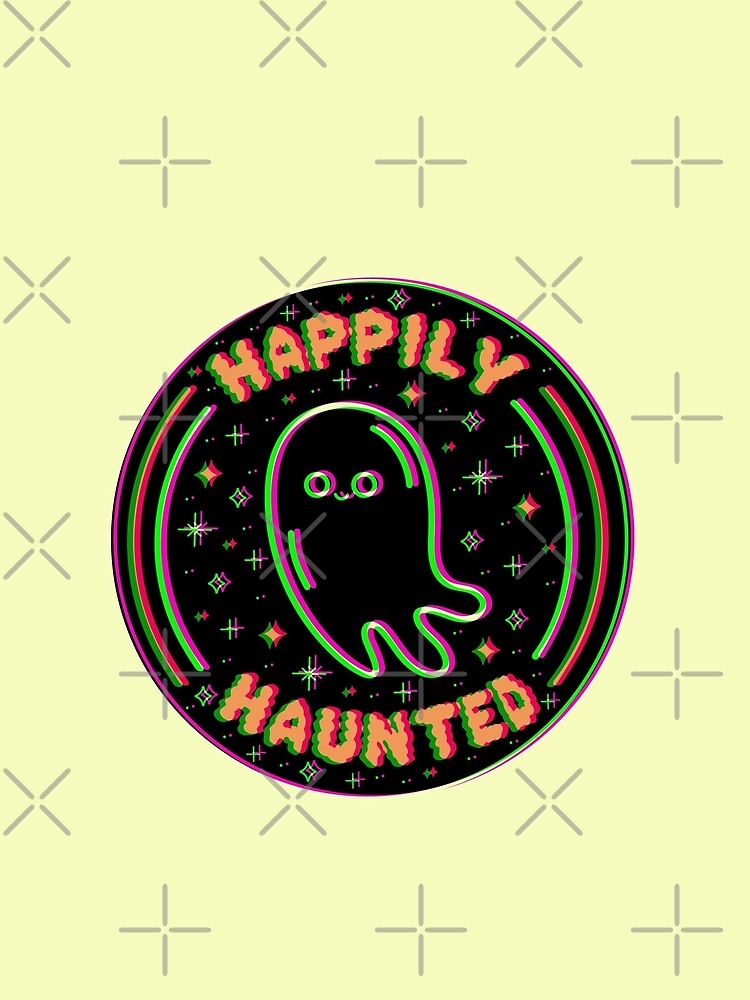 Happily Haunted 3D by doodlebymeg