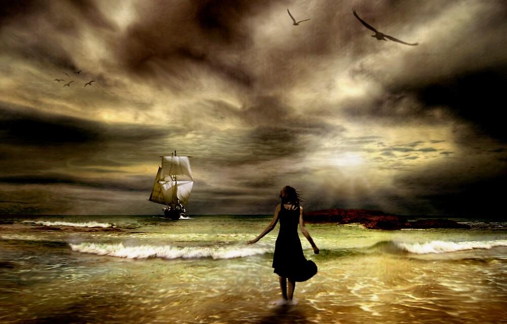 Smugglers Return by Cliff Vestergaard