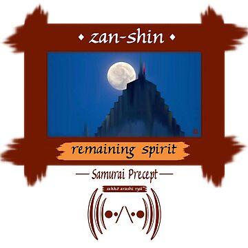 """Zekko Arashi Ryu """"Remaining Spirit"""" by zekkoarashiryu"""