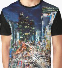 Tokyo traffic Graphic T-Shirt