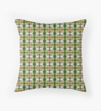 The Coming Green Floor Pillow