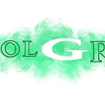 Kool G Rap 4, 5, 6 Logo 1 by EbtsOby
