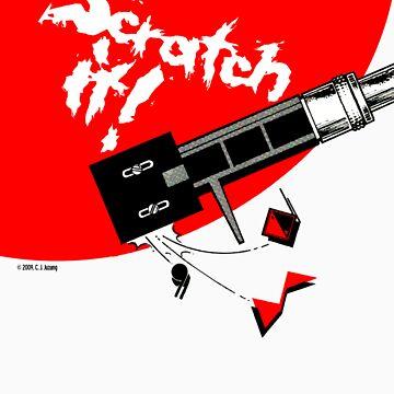 Scratch it! by cjjuzang
