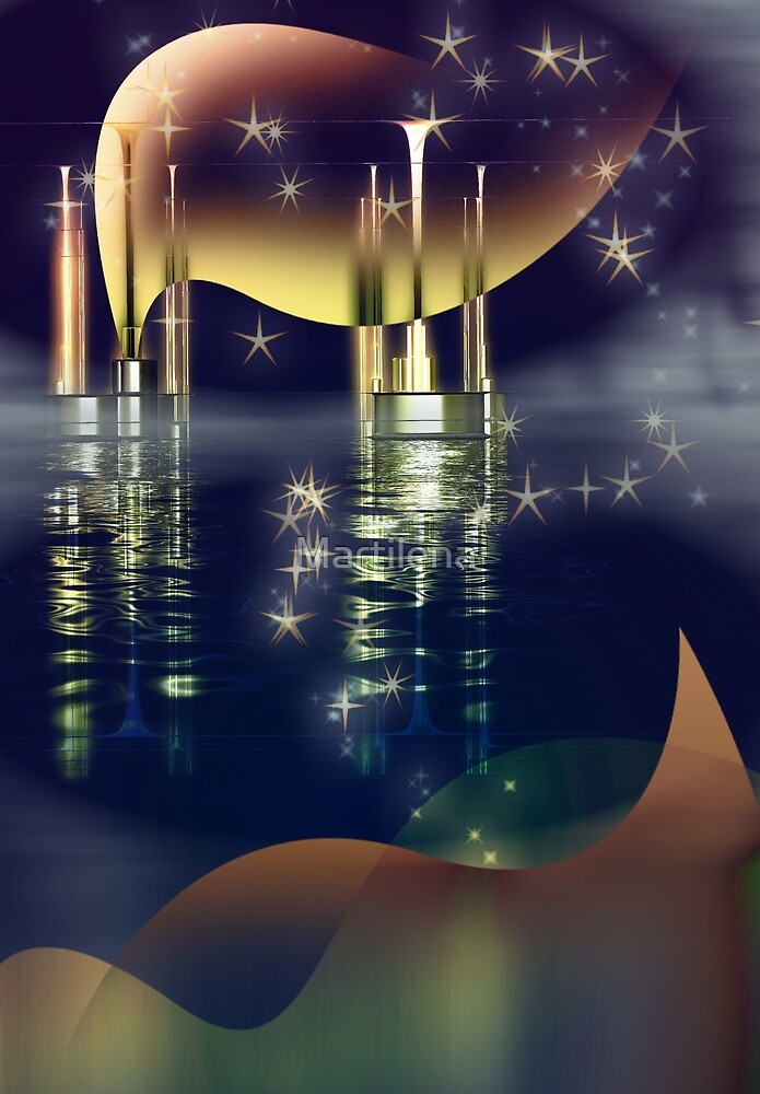 Wish Upon A Star by Martilena